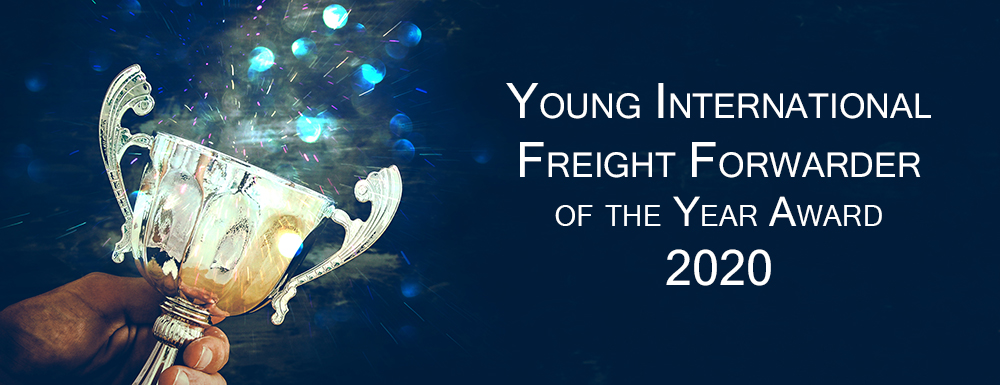 Объявлен победитель конкурса Young International Freight Forwarder of the Year Award 2020