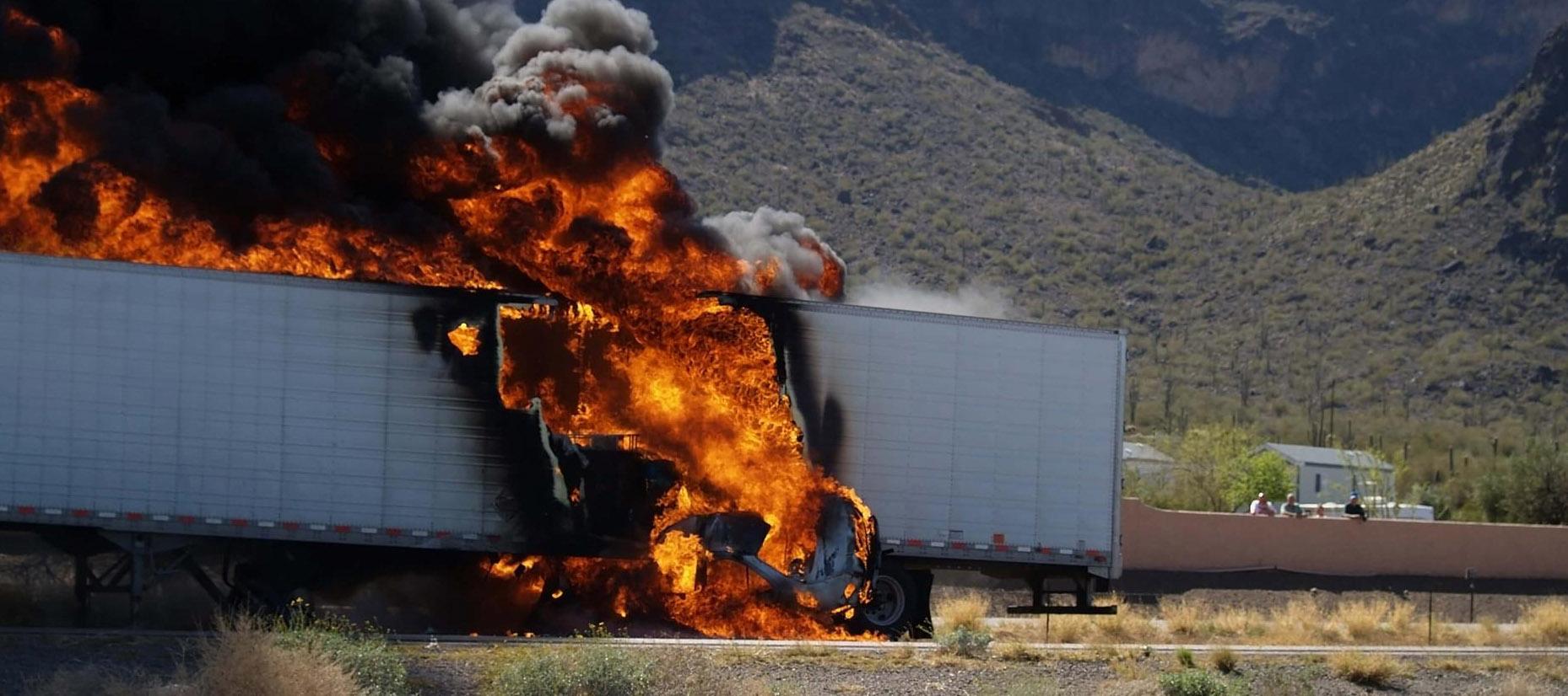 TT Talk: Проблема возгорания грузового транспорта